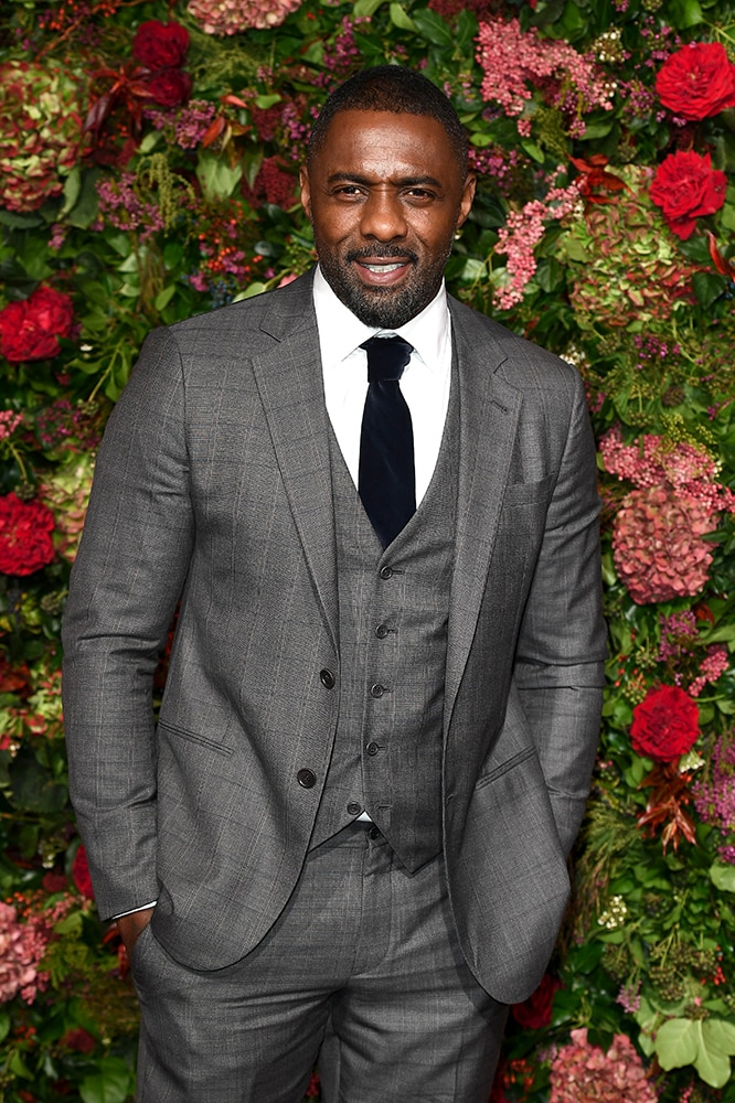 Idris Elba reveals how he scored the DJ gig at Meghan Markle and Prince Harry's wedding