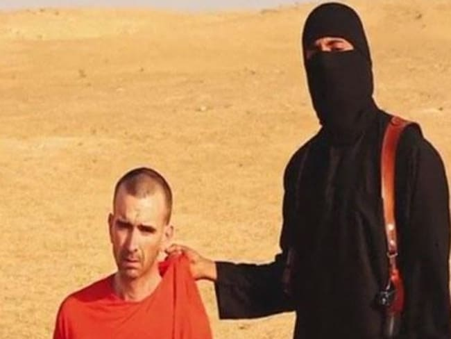 New beheading ... British aid worker David Haines is the latest to die at the hands of the Islamic State.