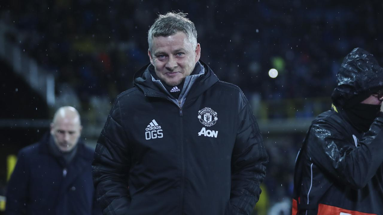 Manchester United manager Ole Gunnar Solskjaer is still being backed in the transfer market, despite his club's spiralling debt.