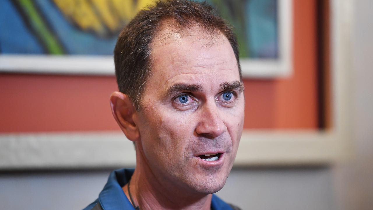Justin Langer will most likely name an unchanged XI to face New Zealand in Perth. Photo: Mark Brake