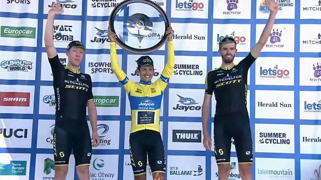 Chaves claims Herald Sun Tour