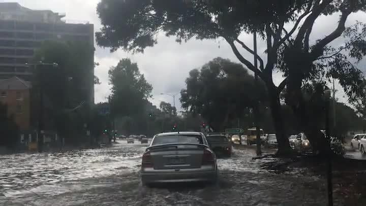 melbourne flooding - photo #15