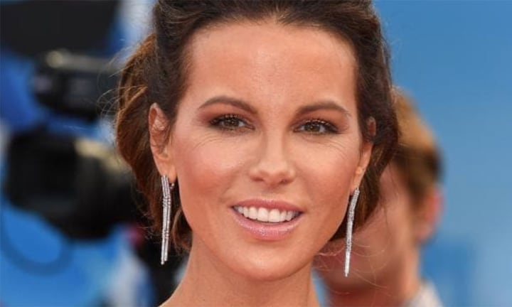 Kate Beckinsdale's fountain-of-youth secret is penis facials