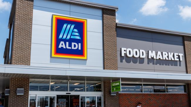 Aldi insists it's not bent on world domination.