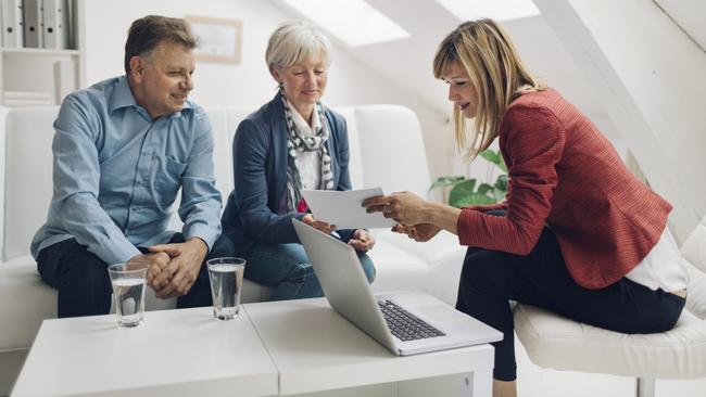Home finance managers help couples navigate the complexities of the buying journey, says Mr. Will Ranken, Westpac's General Manager of Home Ownership. Picture: iStock