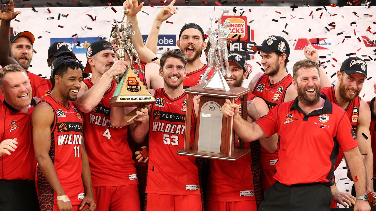 The Wildcats are the reigning NBL Champions.