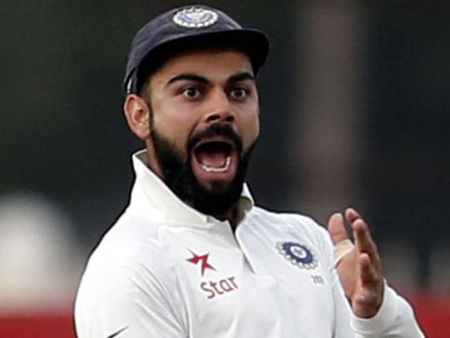 India's Virat Kohli is one of cricket's more divisive characters.