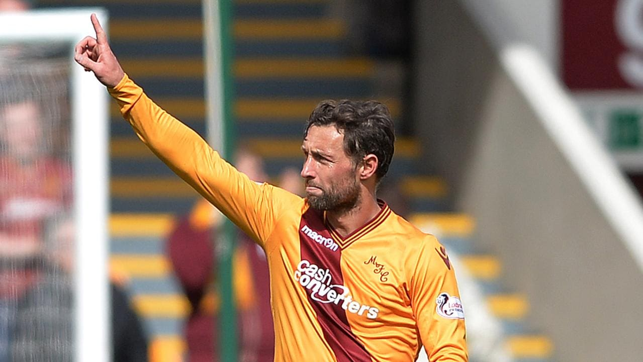 Scott McDonald is out of retirement and scoring goals again!