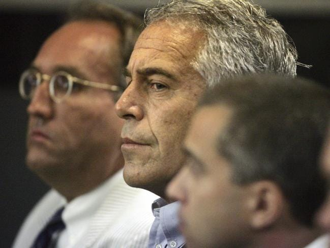 Jeffrey Epstein is facing sex trafficking charges. Picture: AP