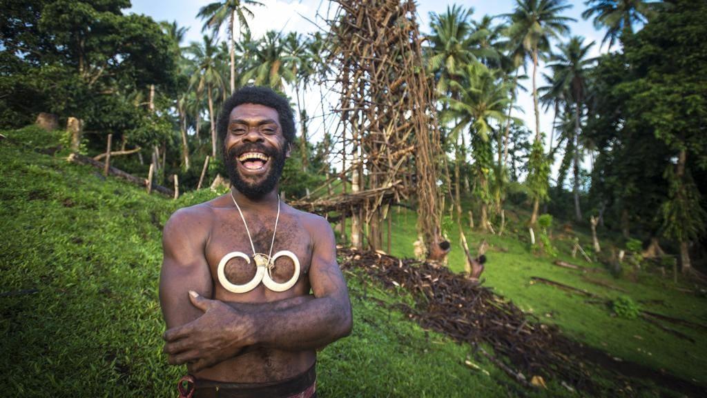 The Original Bungy Jump Still Lives On Vanuatu S Pentecost