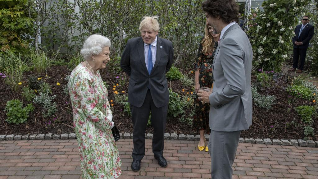 """""""Hello peasants."""" Picture: Jack Hill/Getty Images"""