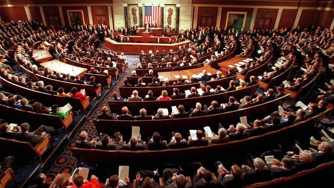 Any impeachment trial takes place in the US Senate.