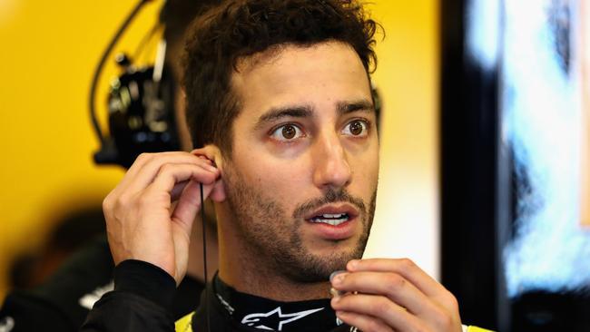 Australian Grand Prix 2019 F1 live: Daniel Ricciardo, times