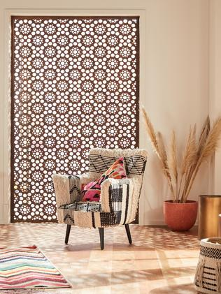 A decorative screen will add to the appeal.