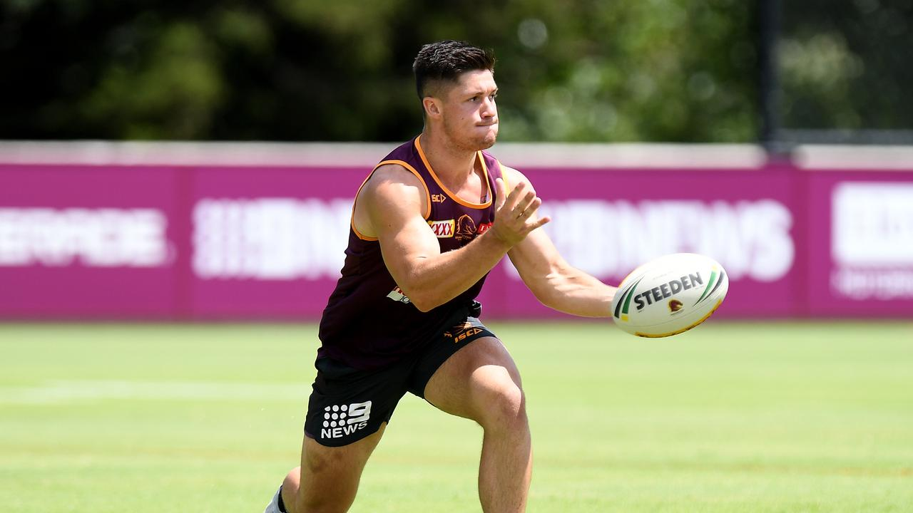 Cory Paix passes has been dubbed the 'next Cooper Cronk'