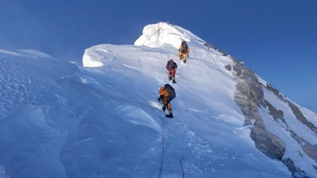 Mountaineers have complained of a rise in dangerously inexperienced climbers attempting to reach the summit.