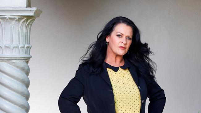 Kerry had two young daughters when she went to jail. Photo: Supplied
