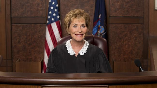 Judy Justice, will be coming to screens after Judge Judy ends. Picture: Getty Images.