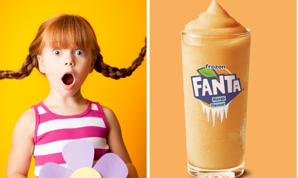 Maccas launches new flavours of Frozen Fanta