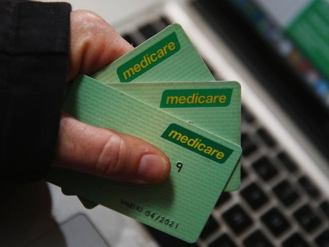 The government is dropping the Medicare Levy. Picture: Michael Dodge