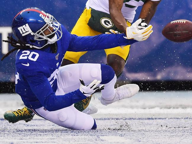 Janoris Jenkins has played for the New York Giants since 2016.