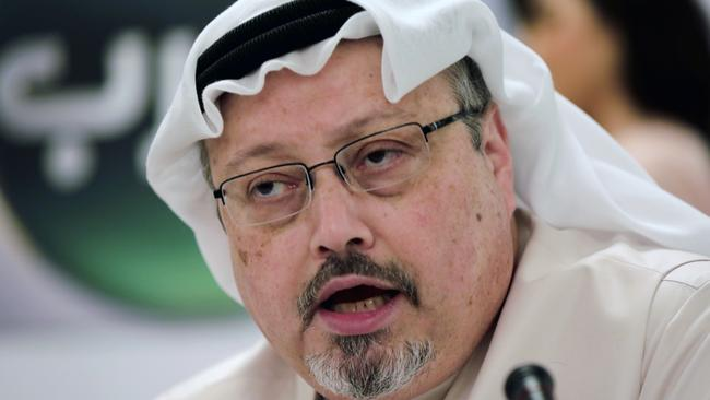 Veteran journalist Jamal Khashoggi was last seen entering the Saudi consulate in Istanbul on October 2, where he had booked a brief appointment. He never came out.
