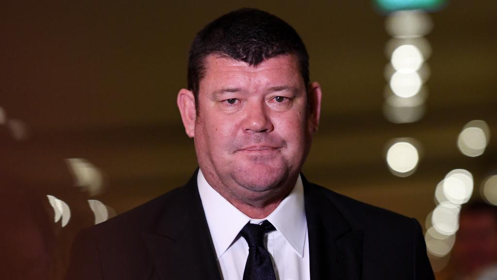 James Packer's estimated net worth is $3.9 billion