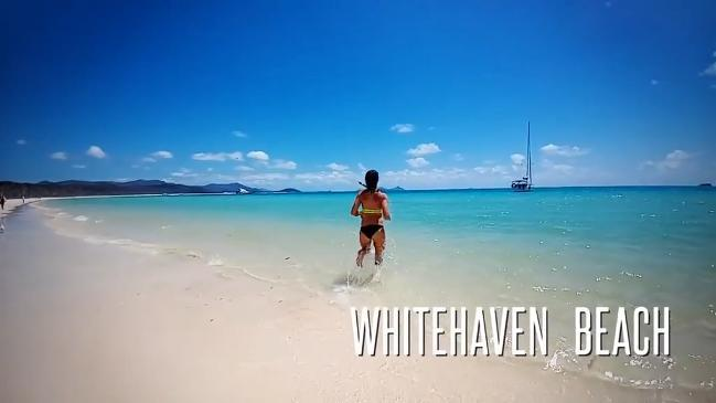 'One day we Should' head to Whitehaven Beach