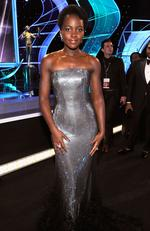 Actor Lupita Nyong'o attends the 24th Annual Screen Actors Guild Awards at The Shrine Auditorium on January 21, 2018 in Los Angeles, California. Picture: John Sciulli/Getty Images for Turner Image