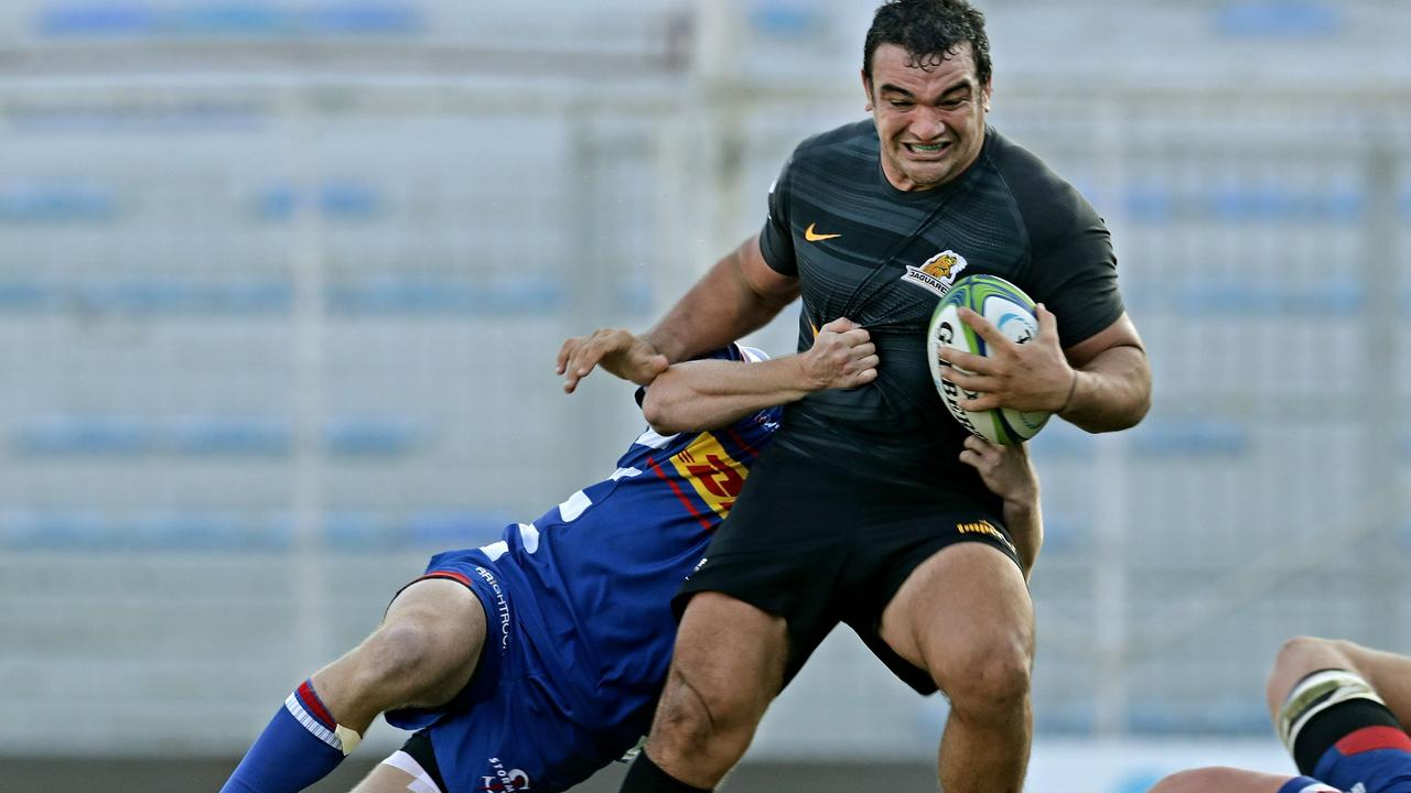 Agustin Creevy is the heart and soul of Argentinian rugby.