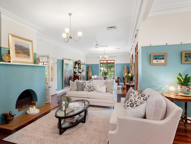 A personal interior design course has led the current owner to create a breathtaking space for the family. Picture: McGrath Terrigal
