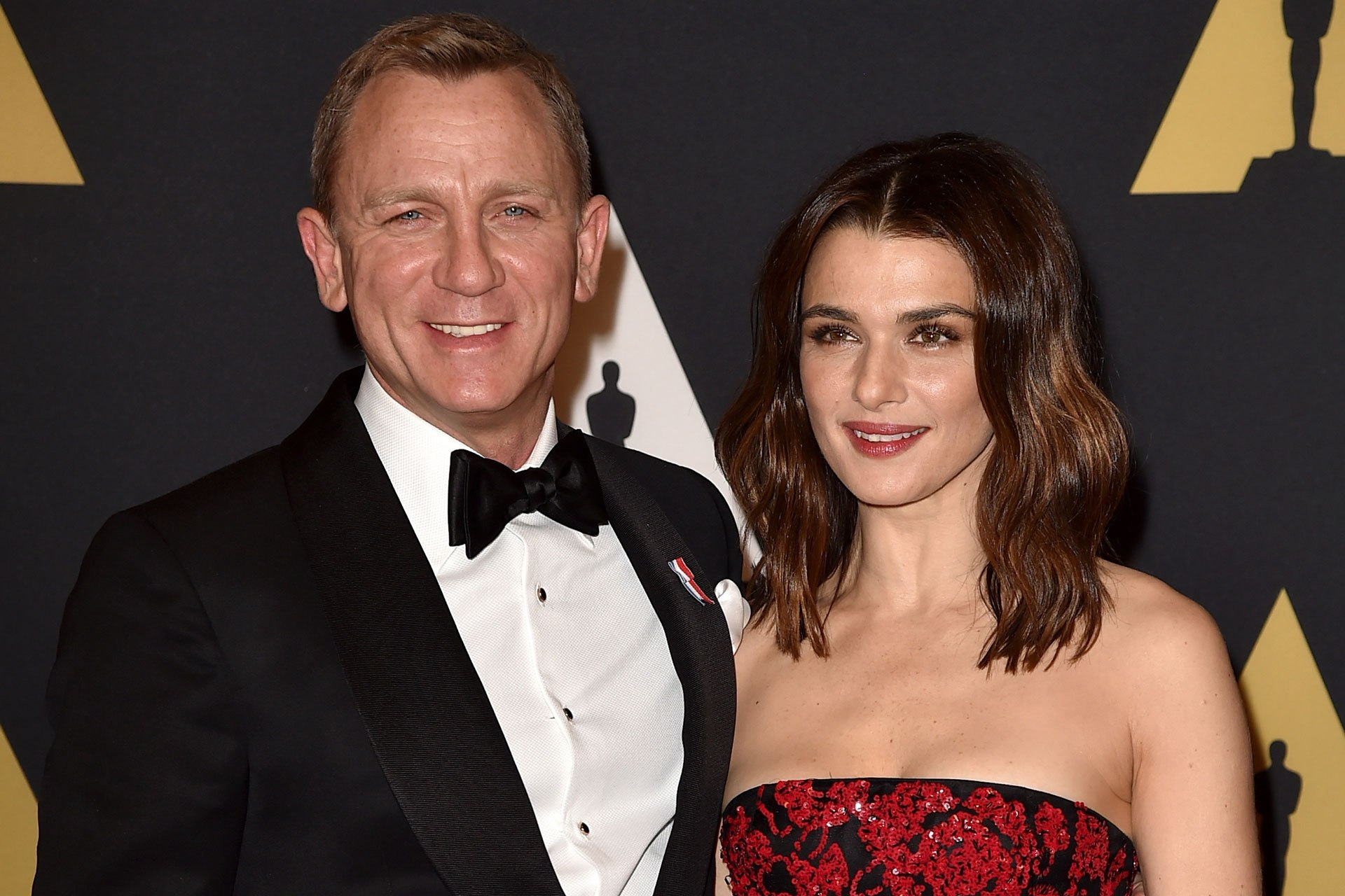 Daniel Craig and Rachel Weisz are expecting their first child together