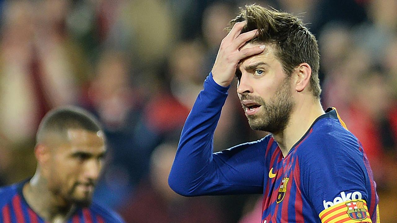 Gerard Pique has been ordered to pay a monstrous sum of money