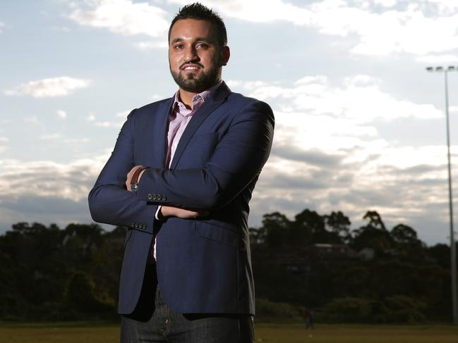 co-founder and director of advocacy group, First Home Buyers Australia, Taj Singh.