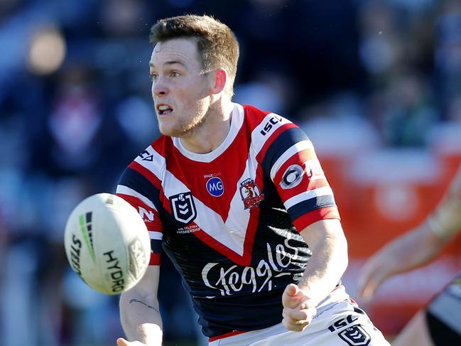 Luke Keary has hit back against the tech call.
