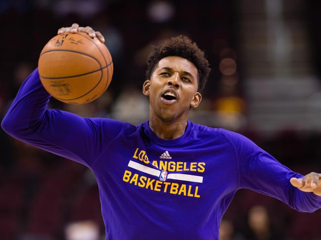 Nick Young was a big deal for a decade.