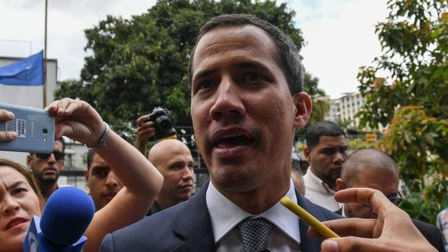 Mr Guaido, who is backed by over 50 countries including the US and Australia, has announced new nationwide protests on Saturday.