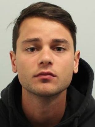 Ferdinando Orlando was found guilty of rape after the trial previously collapsed twice. Picture: Met Police