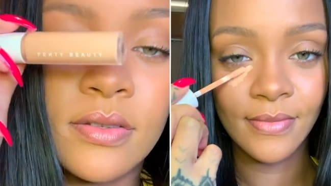 How to use Fenty's new concealer