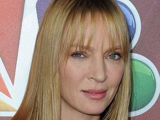 Uma Thurman. Picture: Angela Weiss