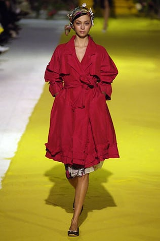Christian Lacroix Ready-to-Wear Spring/Summer 2006