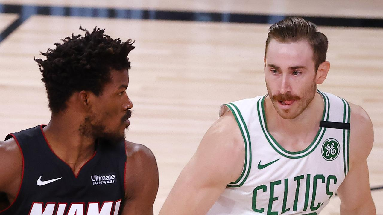 Gordon Hayward has had a tough run with injuries. Kevin C. Cox/Getty Images/AFP