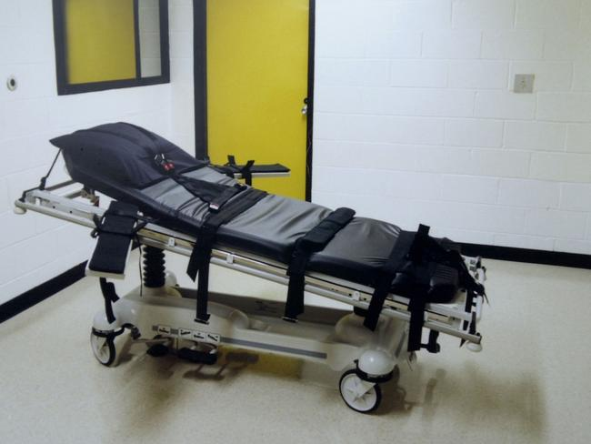 Gardener died by lethal injection. Picture: Erik S. Lesser/Getty Images/AFP