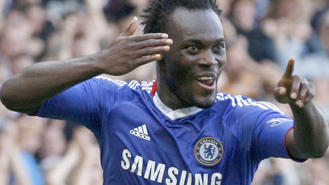 Chelsea's Michael Essien... in real life