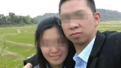 Dai would have been the listed beneficiary of her husband's one million yuan ($200,000) life insurance. Picture: Weibo