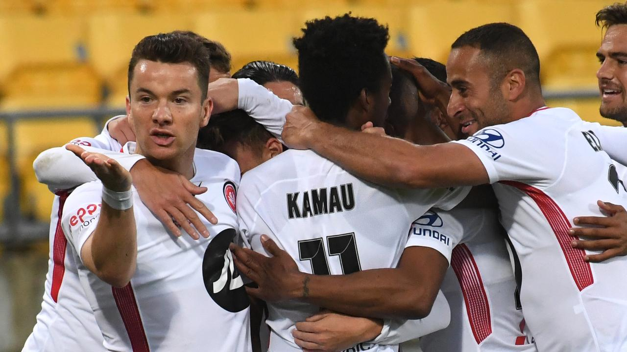 The Wanderers were too good for the Nix.