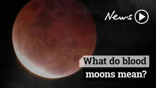 What do blood moons mean?