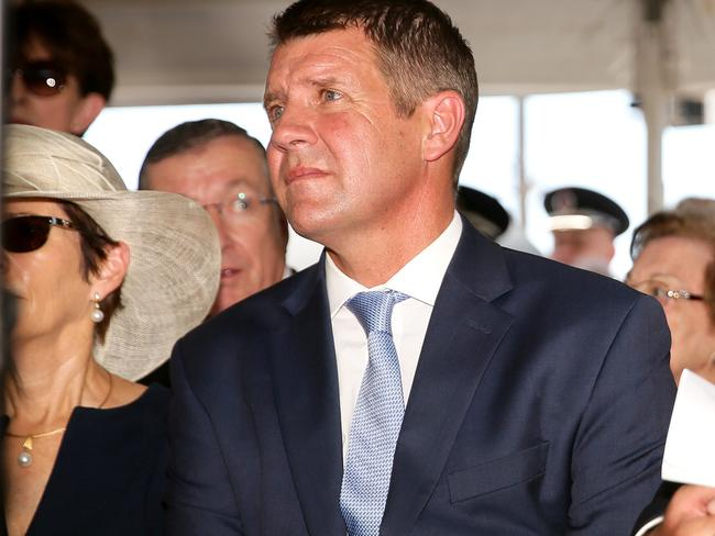 NSW Premier Mike Baird is quitting politics after a tricky year.