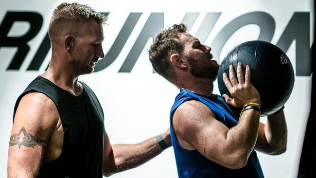 F45 Training co-founder Luke Istomin has launched a new fitness studio, Re: Union.