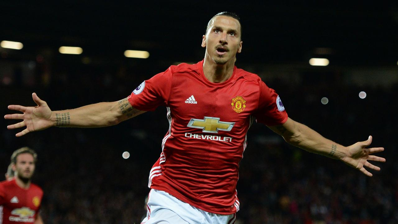 Zlatan Ibrahimovic has revealed his move to Spain was a stunt